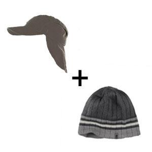 Sun Hat + Warm Hat