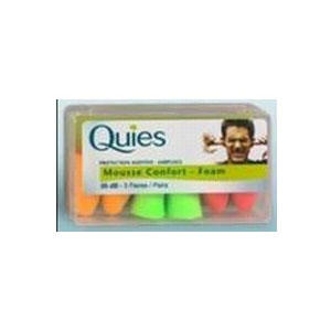 Ear Plugs (optional but highly recommended)